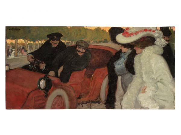 Pere Torne i Esquius, Galanteix/Galanteo (1903)